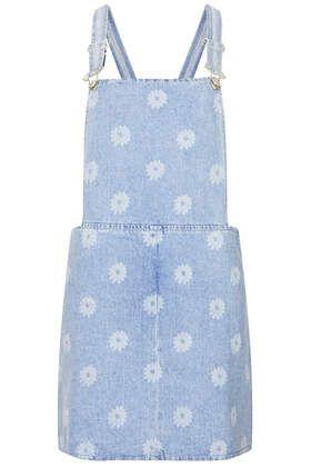 MOTO Daisy Print Pini Dress - Dresses - Clothing