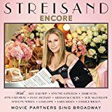 Encore: Movie Partners Sing Broadway Barbra Streisand | Format: Audio CD   (47)Buy new:   £10.00 50 used & new from £8.61(Visit the Bestsellers in Music list for authoritative information on this product's current rank.) Amazon.co.uk: Bestsellers in Music...