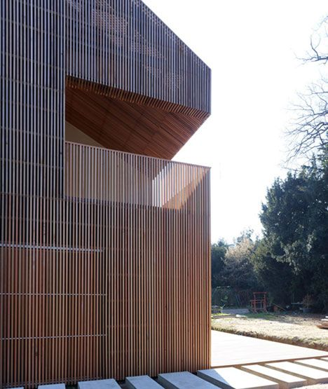 25 best ideas about timber cladding on pinterest wood for Architectural siding
