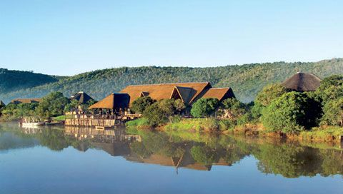 Kariega Game Reserve in the Eastern Cape.