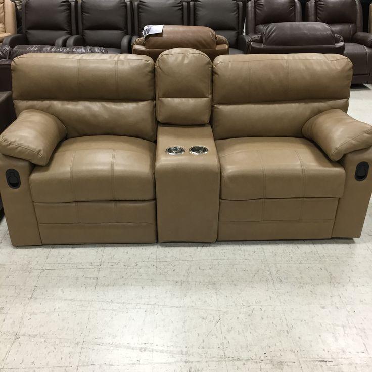 "http://www.rvpartsnation.com/product/15271/dual-tan-vinyl-recliner-78-wide-wallhugger  Dual Tan Vinyl Recliner 78"" Wide Wallhugger $550.00  #rvpartsnation #recliner #furniture #travel #sofa"