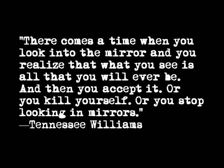 Pinterest Quotes To Live By: Tennessee Williams Quote