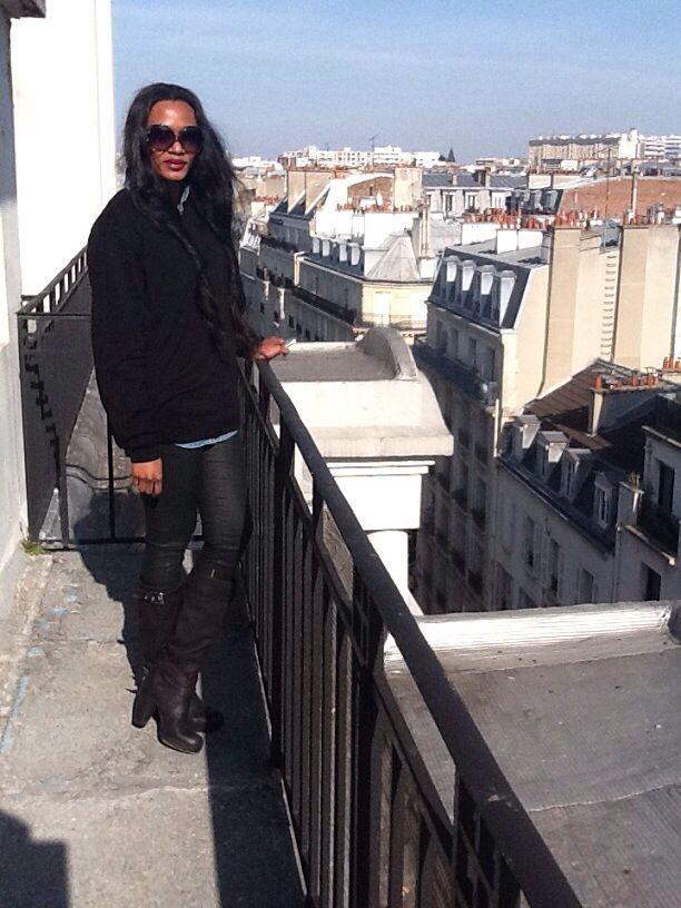 Paris.... October 2012