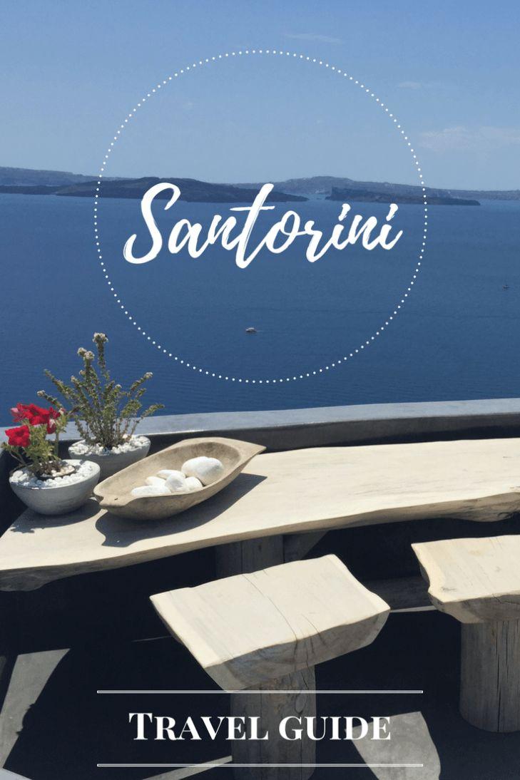 Santorini Travel Guide Greece Santorini Catamaran Tour Rocabella Island