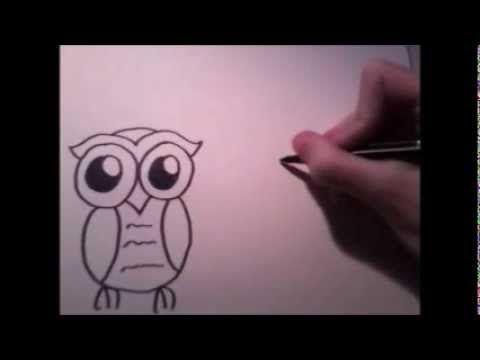 Grappige dieren tekenen - YouTube http://www.youtube.com/watch?v=n50TYDZ-gDQ