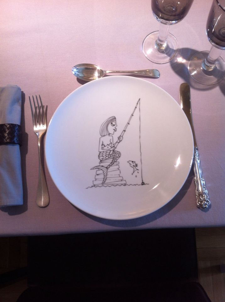 Dinner Plate by Wedesign