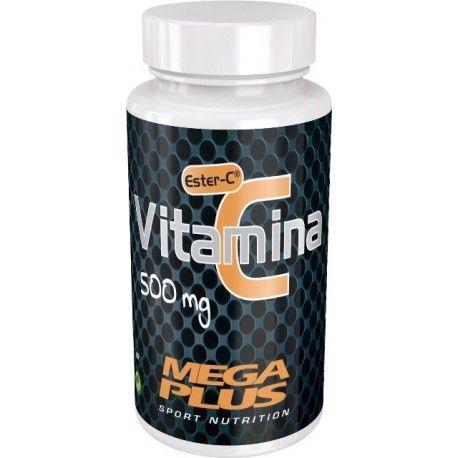 VITAMINA C  60 Cápsulas 11,25 € La vitamina C es un micronutriente que se encuentra en frutas y verduras pero es muy inestable y se destruye con facilidad por el calor, frio, cocción y almacenamiento. Nuestro organismo no puede sintetizarla y por ello es tan importante tomarla diariamente debido a sus importantes efectos: > Reduce la frecuencia y duración de los resfriados. > Neutraliza los radicales libres gracias a su efecto antioxidante. > Interviene en la formación del colágeno…