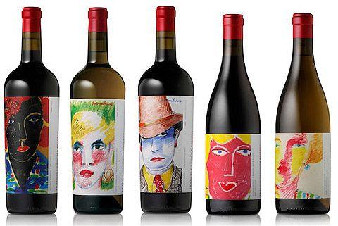 Francis Coppola Reserve wines.