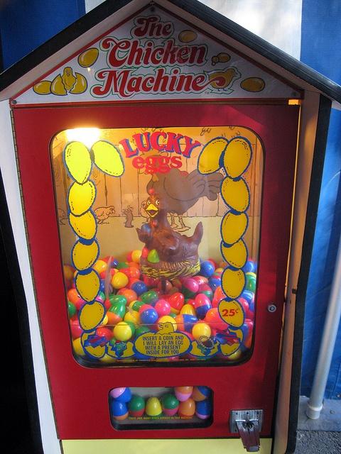 chicken catcher machine