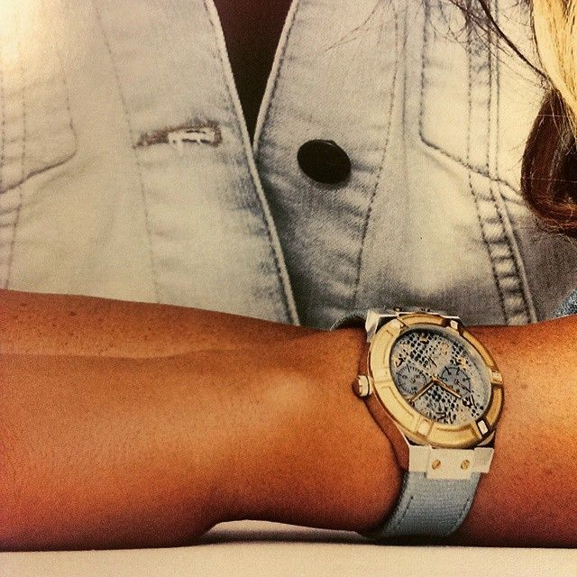 Guess watches SS15 newness