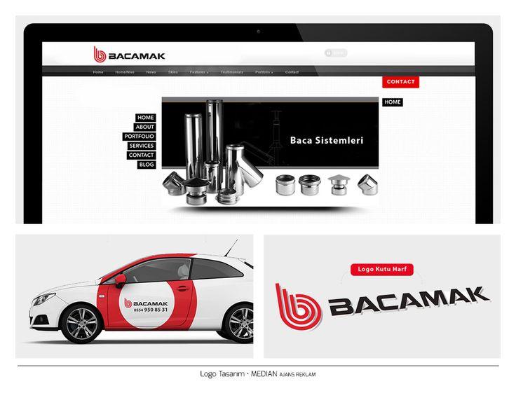 Creative red logo - Car wrap - Red Black Logo