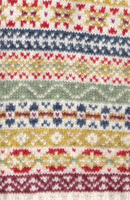 Image detail for -click below for more images and yarn requirements