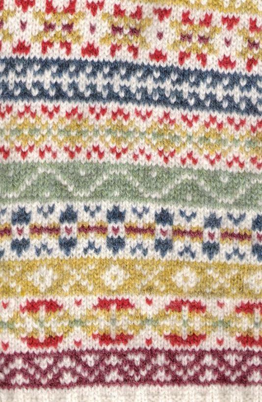 172 best Fairisle images on Pinterest | Knitwear, Beautiful and ...