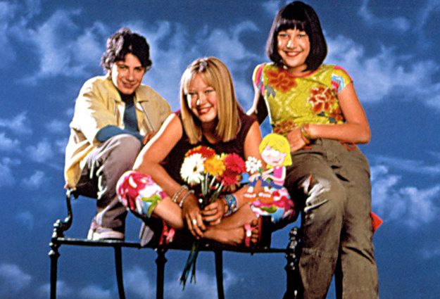 "The second Lizzie series would've been an ABC primetime show about Lizzie, Miranda, and Gordo's high school years. | 15 Surprising Facts You Never Knew About ""Lizzie McGuire"""
