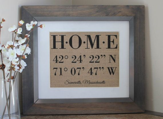 Hey, I found this really awesome Etsy listing at https://www.etsy.com/listing/245914064/latitude-longitude-sign-house-warming