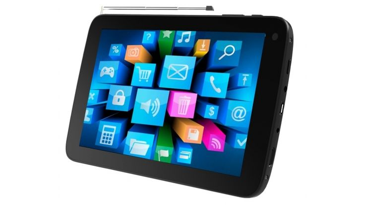 "Supersonic 7"" Android 4.2 Touchscreen Tablet with TV and Dual Core Processor (Capacitive)"