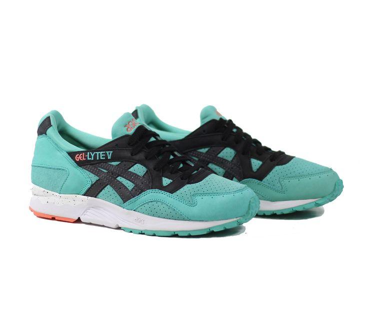 Asics Gel-Lyte V - (Turquoise/Black). $130 USD