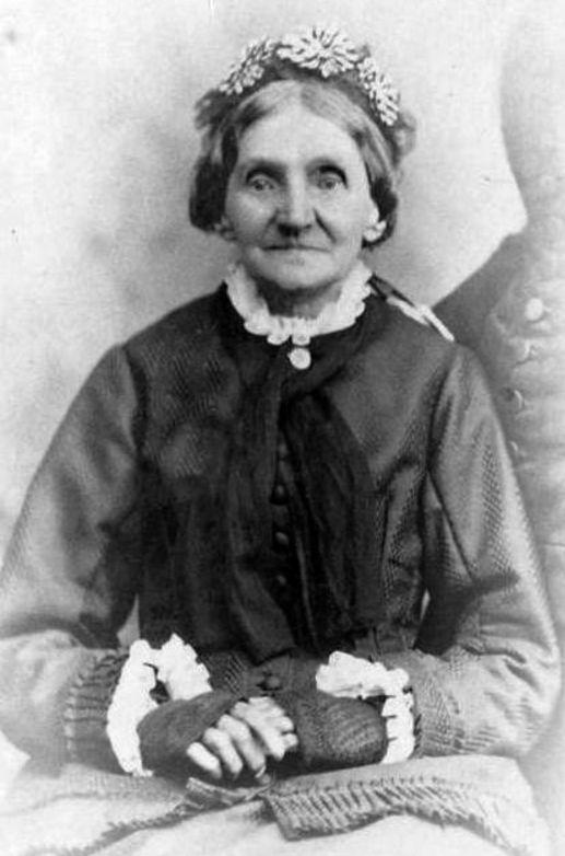 Elizabeth Ann Whitney (Smith) wife of 2nd cousin 5x removed  Newel K  Whitney. - Wikipedia