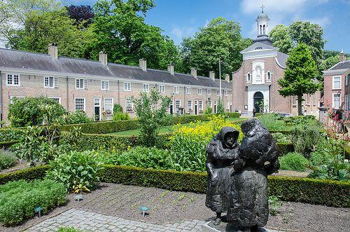 Breda, het begijnhof