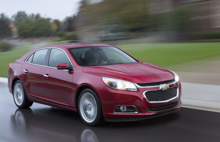 A Brief History of the #Chevy Malibu