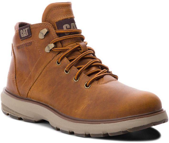 Caterpillar Factor Wp Tx Brown Brown Caterpillar Light Boots Boots