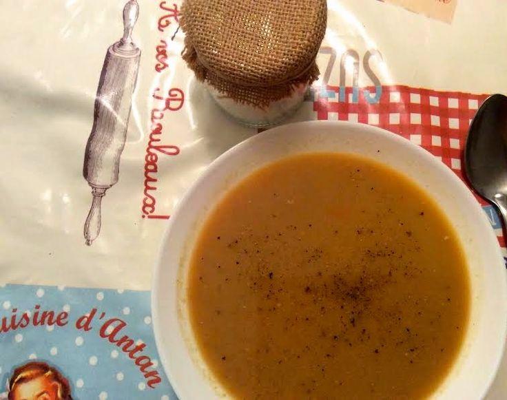 Sopa de lentejas turca | LA COCINA DE MI CASA