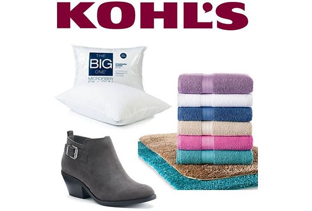 15-30% Off Purchase w/ 50% Off Specials Kohl's Cash  More Ways to Save Sale (kohls.com)