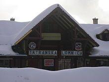Tatranská Lomnica, Slovakia