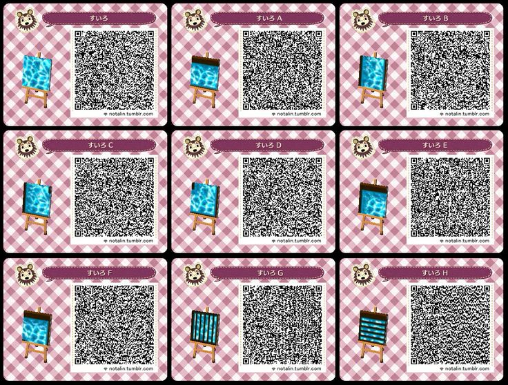 1000 images about animal crossing on pinterest animal for Floor qr codes new leaf