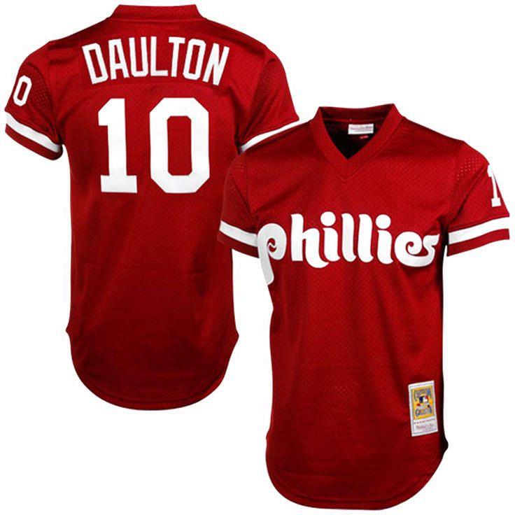 43d1bf22f2b ... Batting Practice Jersey - Red - 79.99 Steve Carlton Philadelphia  Phillies Jerseys ... vomax philadelphia phillies stock performance cycling  jersey white ...