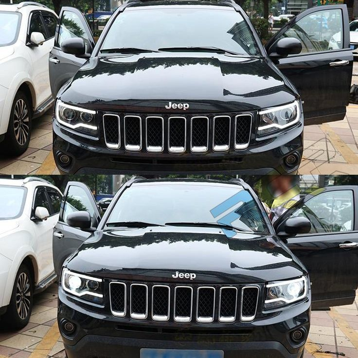 Awesome 2011 Jeep Grand Cherokee Headlights