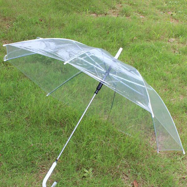 Clear Plastic Rain Umbrella PVC RainStopper Dome Bubble Rain Sun Shade Umbrella #clothing,#shoes,#jewelry,#women,#men,#hats,#watches,#belts,#fashion,#style