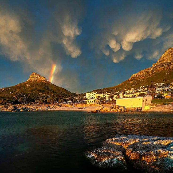 Camps Bay | Image by Steven Marrow