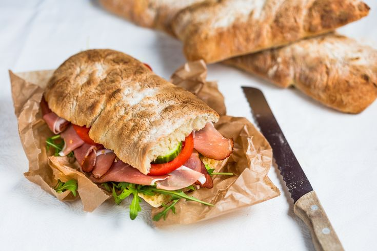 Try this Italian Classic with a super crunchy crust and a soft centre. Thermomix Ciabatta bread is so simple and doesn't require any kneading.