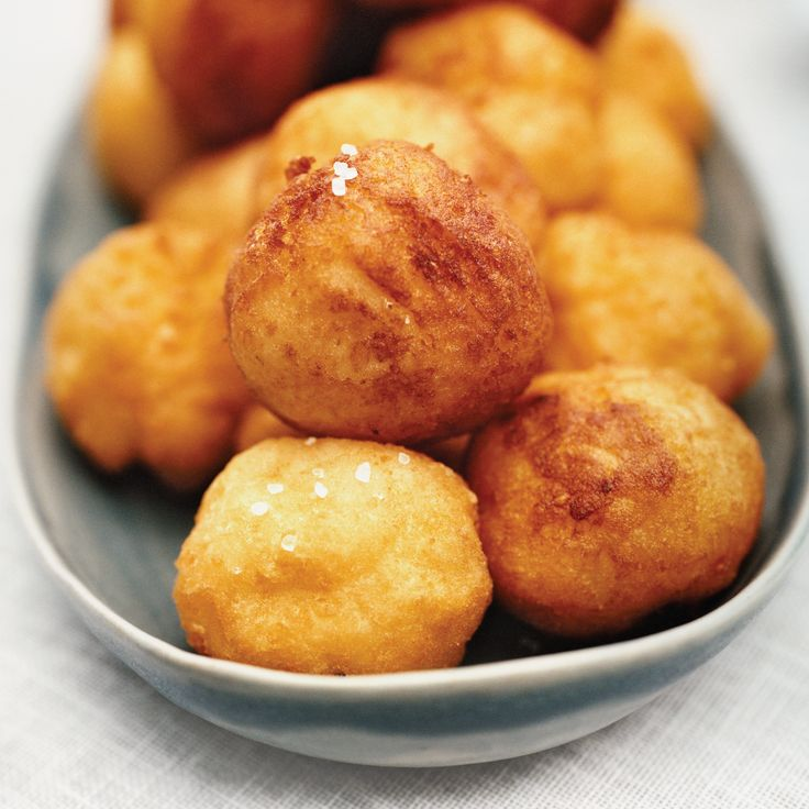 Crispy, Creamy Potato Puffs | Food & Wine