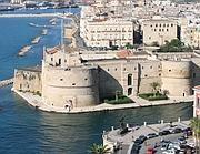 Castello Aragonese a Taranto, primo in Puglia per numero visitatori