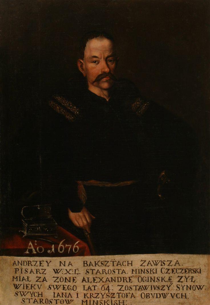 Andrzej Zawisza/ 1676