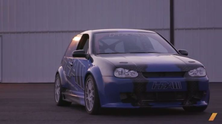 2004 HPA Volkswagen R32 Wide Body (450 at the wheels) -- /TUNED