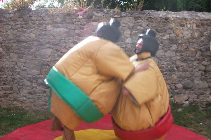 Add some extra fun and competition to your event? Hire sumo wrestling suits! We…