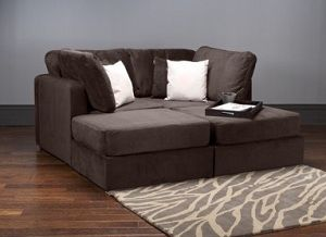 LoveSac Movie Lounger. Who wouldn't want to watch a movie on this?!