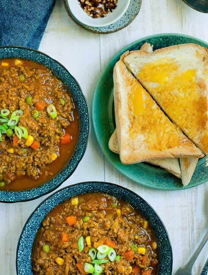 Savoury Mince Curry Recipe Savoury Mince Clean Dinner Recipes