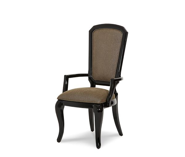 homefurniture nyc   Aico After Eight Black Onyx Arm Chair   439 00  http. 36 best Master bedroom images on Pinterest   Master bedrooms