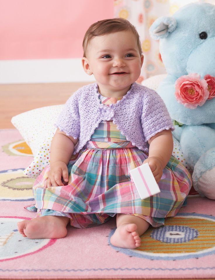 109 mejores imágenes de Crochet baby clothes #2 en Pinterest | Bebé ...