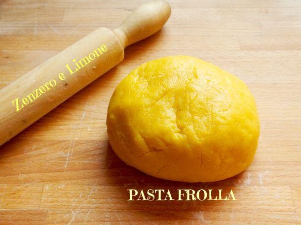 PASTA FROLLA | ricetta Bimby
