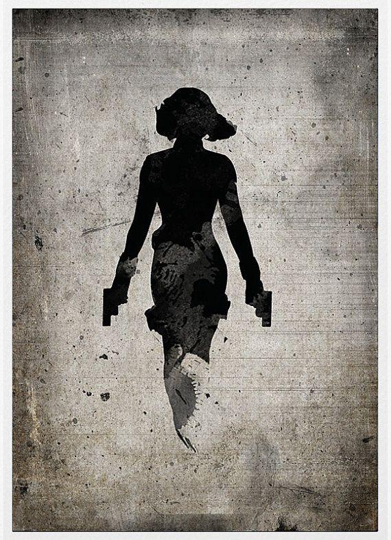 Black Widow Avengers Silhouette   www.pixshark.com ...