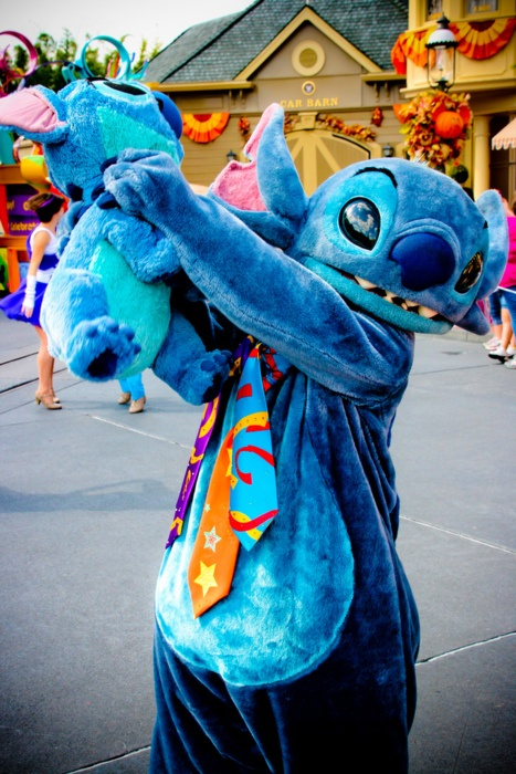 """My girls and I love stitch!   """"Oh Cinderella! ... your prince is here!"""""""
