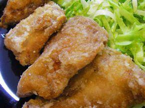 鯖の竜田揚げ✿生姜ニンニク風味のジューシー竜田揚げ♡お弁当にも最適です。