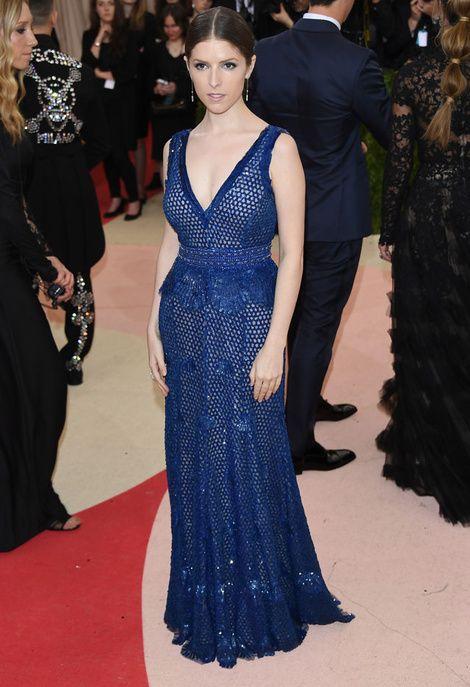 Anna Kendrick au Met ball 2016
