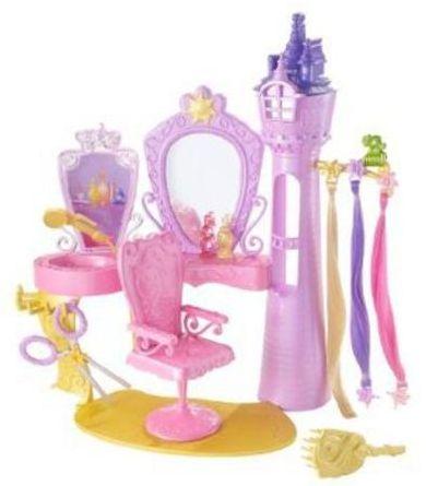 Disney Princess Rapunzel Hair Salon Just $7.58! Down From $25.97!
