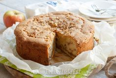 Hollandse appelcake
